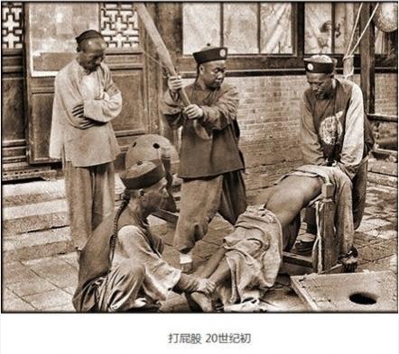 让人震撼的100年前中国的照片