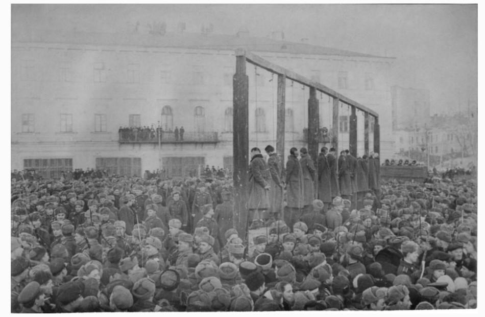 集体绞刑:二战后苏联如何处理德国战犯