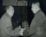 建国后毛主席官方新闻照