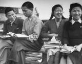 1950年台湾高校及社会团体生活影像