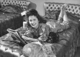 1946年在上海的白俄贵族女孩