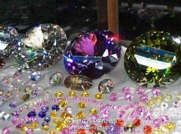 梧州宝石组团进军国际市场