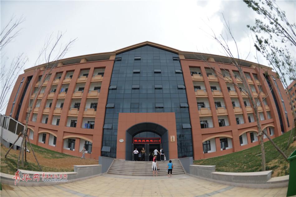 山东大学青岛校区到底啥样图片