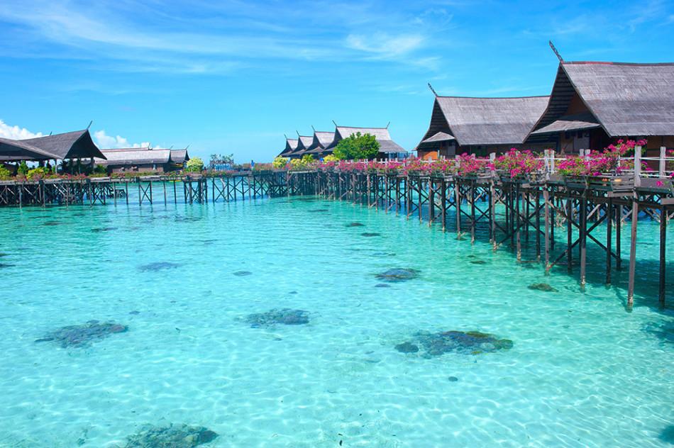 卡帕莱:漂浮在大海上的梦幻天堂