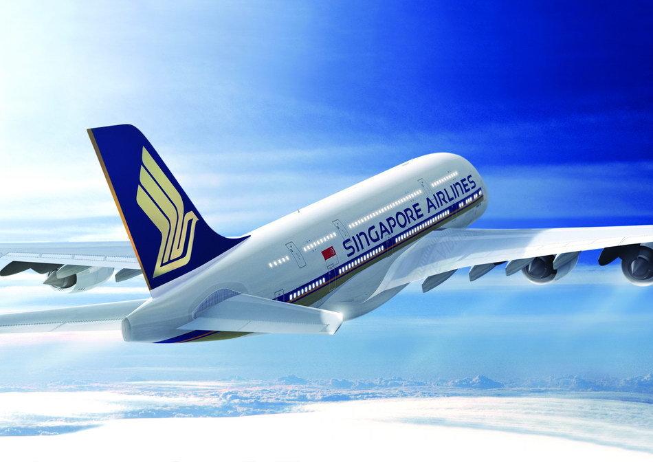 新加坡航空公司A380客机.-新航A380 超越头等舱