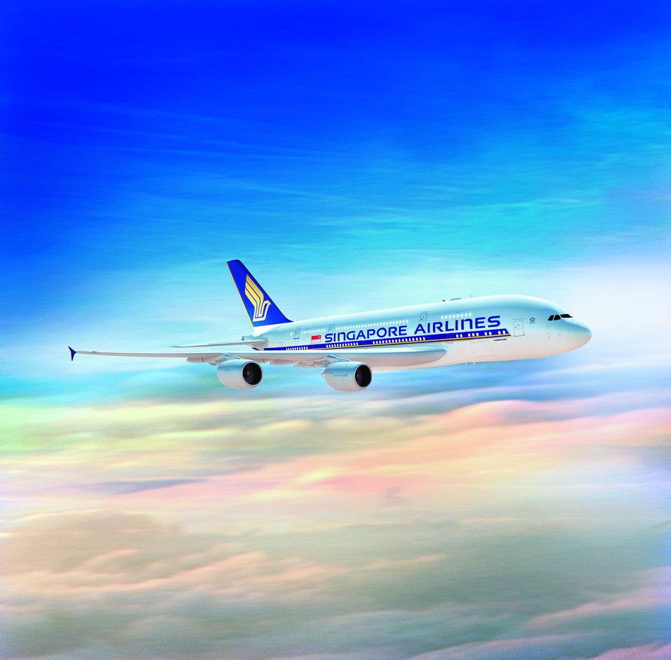 新加坡航空公司380客机