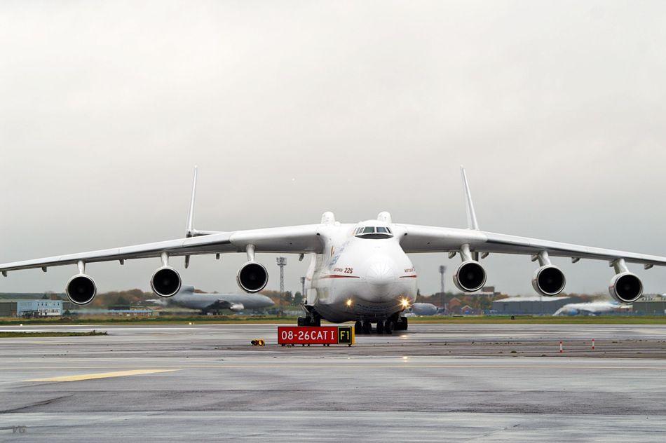 安-225大型运输机