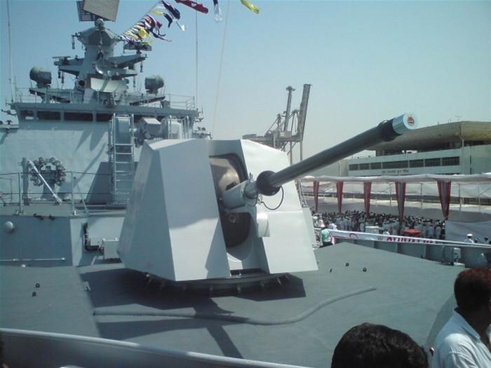 俄克里瓦克级护卫舰首次参加北约联合军演 -军事频道