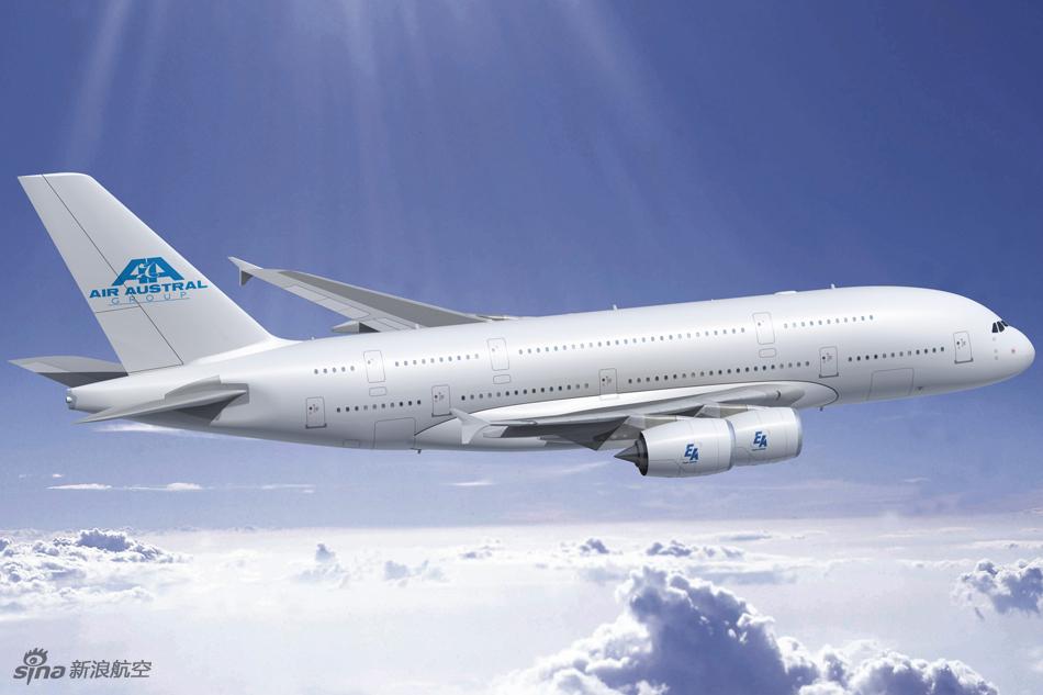 a380飞机图片_各航空公司空客a380飞机_高清图集_新浪网