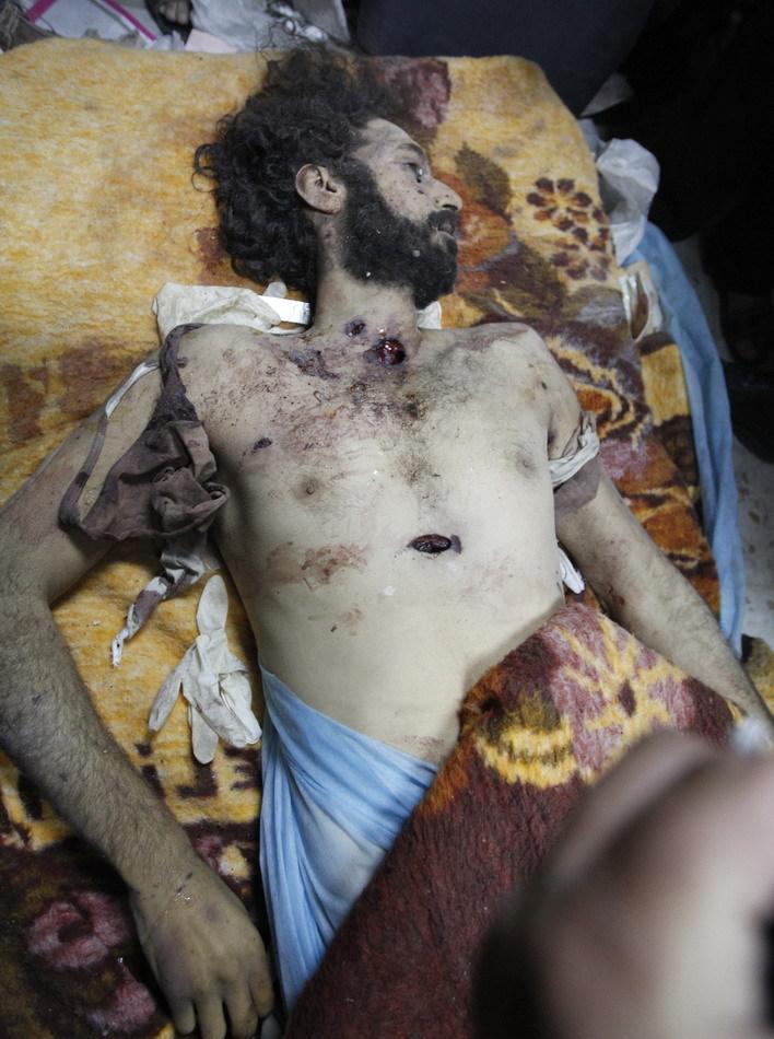 каддафи фото