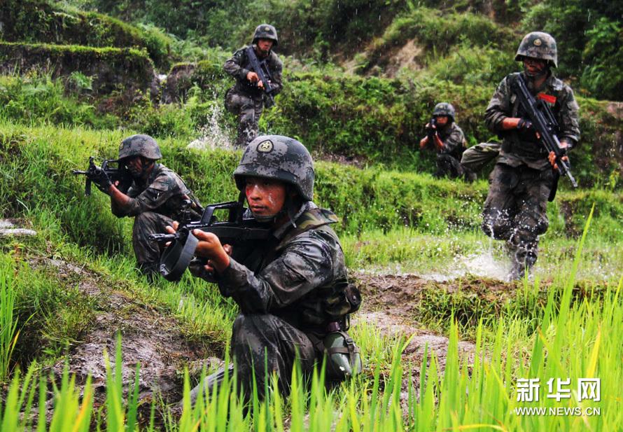 中国特种兵精英部队 - ★ハ-老黑的日志 - 网易博