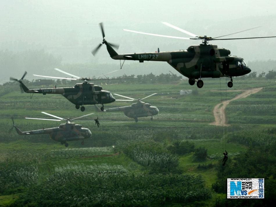 2005年中俄海上联合军事演习回顾 - 新闻中心