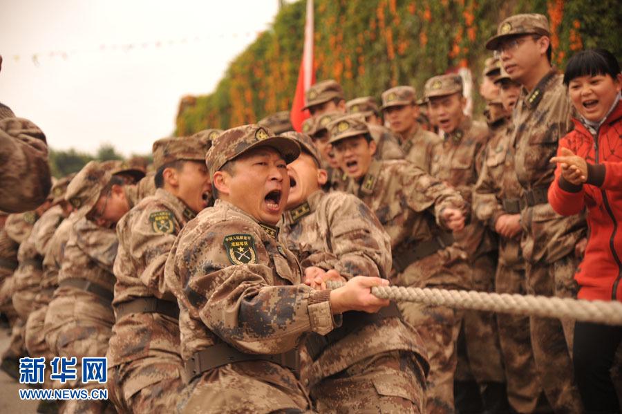 解放军驻西南边防战士的文化生活