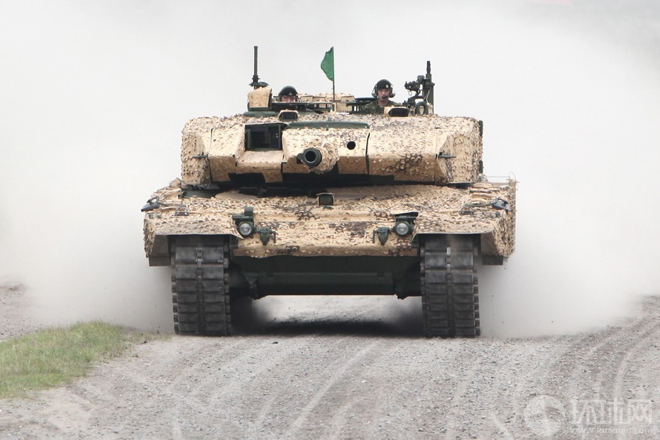 世界最凶悍豹ii坦克蒙宁做最好的自己新浪