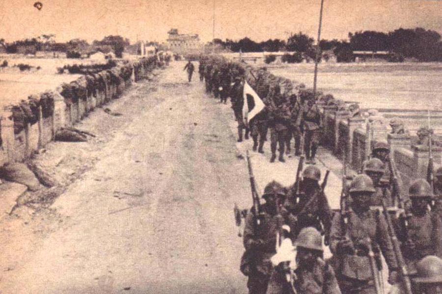 卢沟桥事变75周年纪念