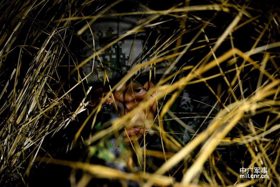 Ночь скрытой разведки