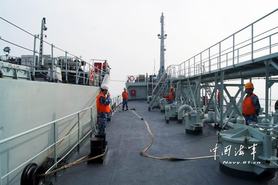 Рабочие места экипажа