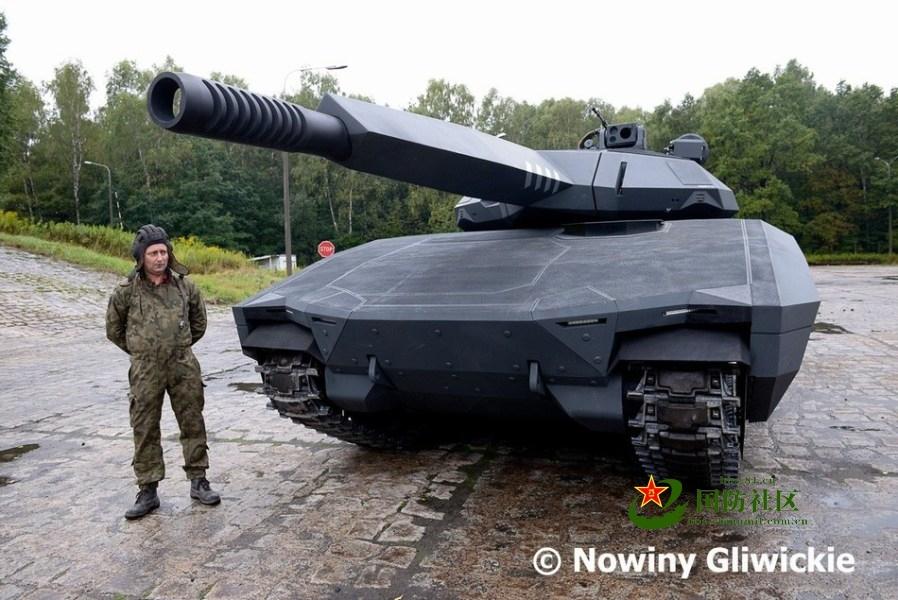 波兰隐形坦克
