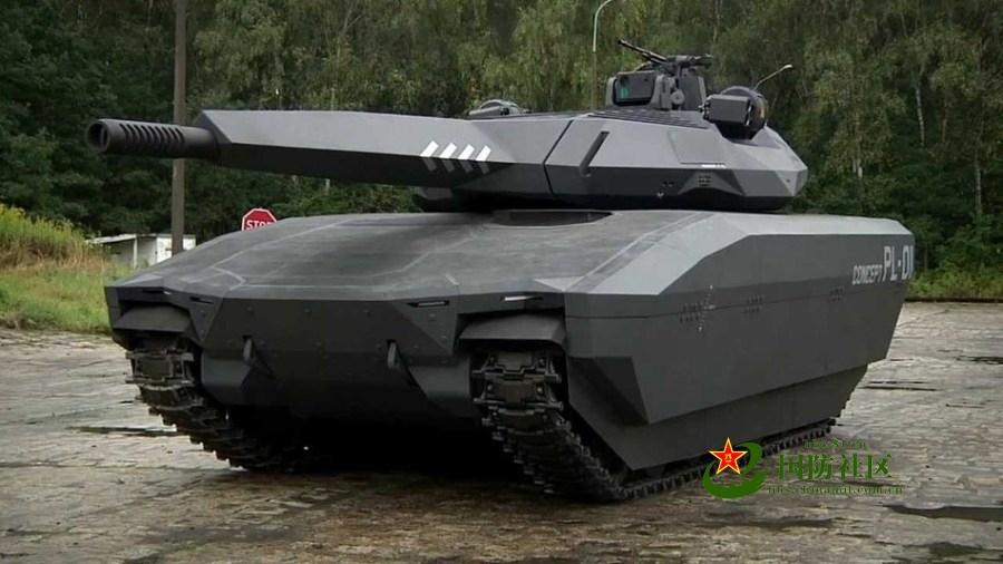 波兰隐身坦克