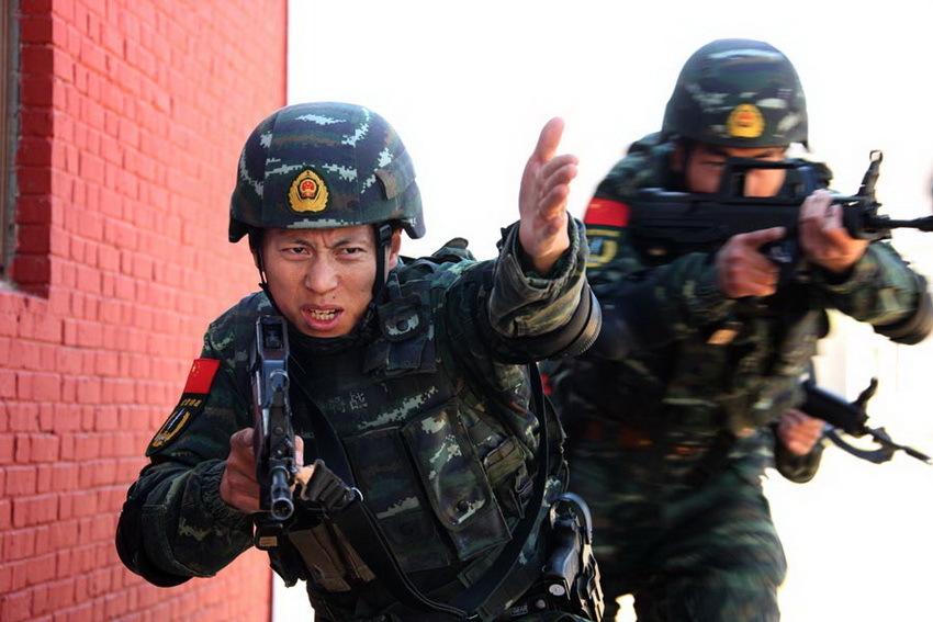4月5日,随着武警总部成立,该部队改隶武警总部下辖部队,更名为图片