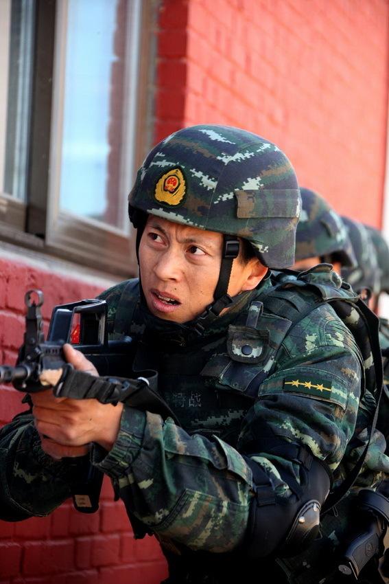 武警特警学院始建于1982年7月22日,当时为公安部警字第722特种图片