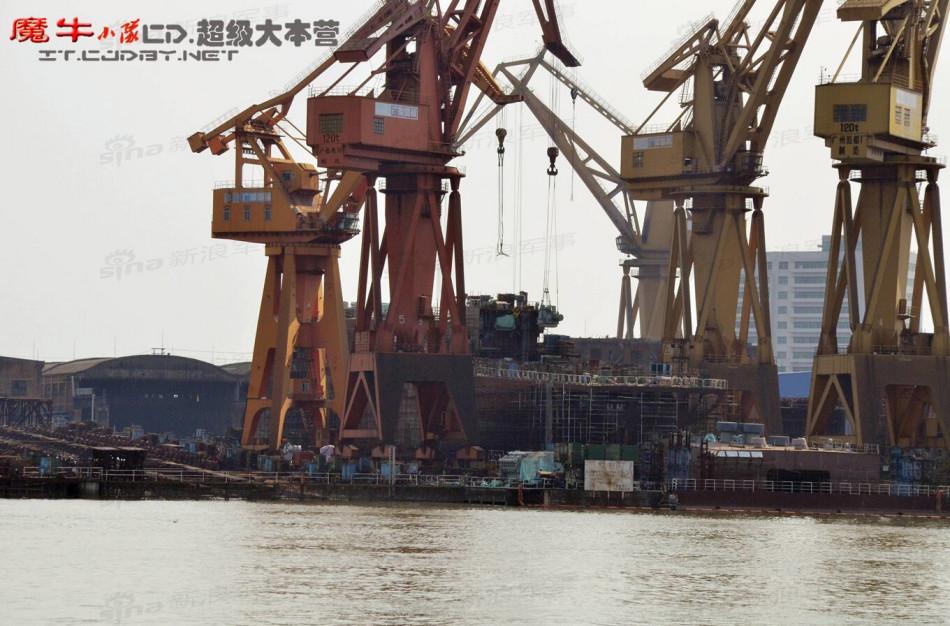 中国大型补给舰