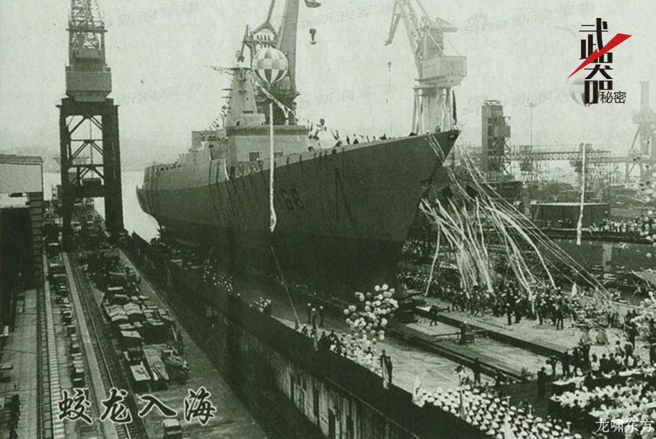 052系列导弹驱逐舰的发展史
