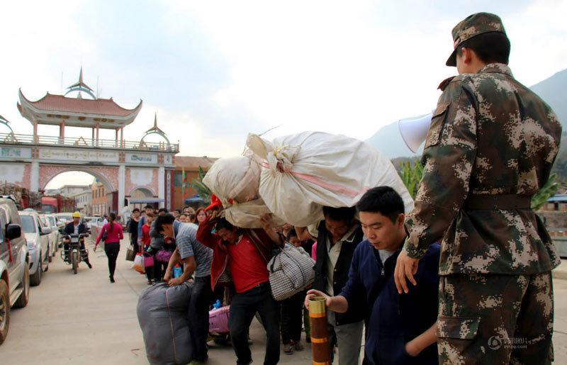 缅甸军机误炸云南 揭秘中缅边境线上的难民营
