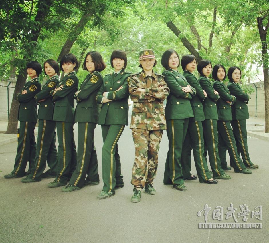 二本文科女生可报考的军校有哪些?