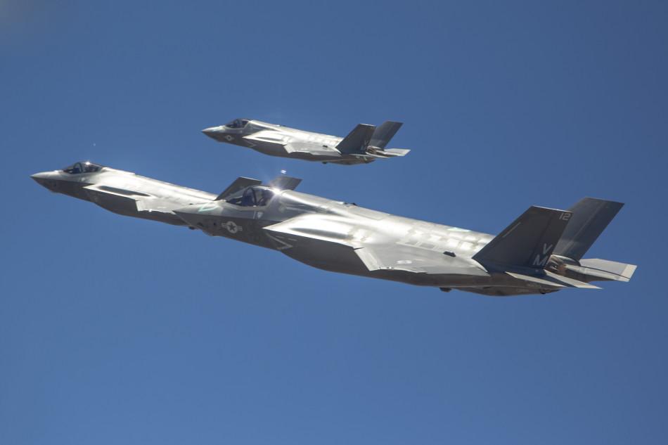 核战版F-35战机