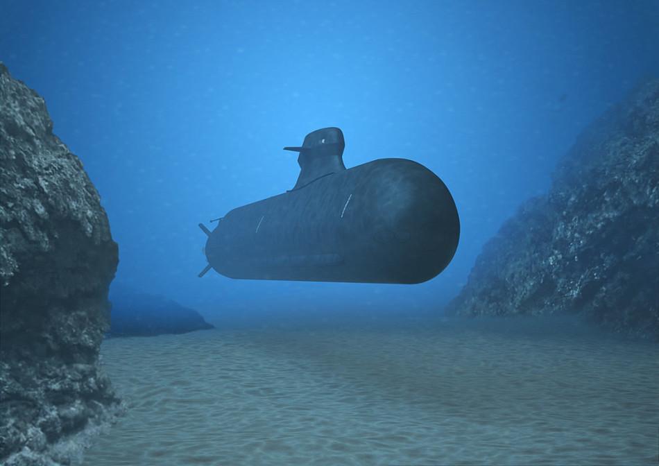 瑞典A26级常规动力潜艇