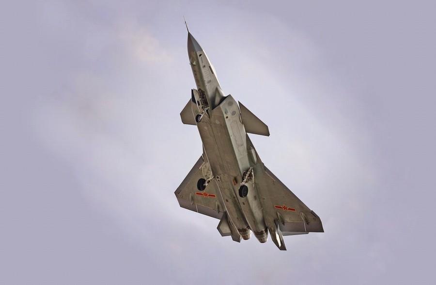 歼-20原型机系列:怀念我们一起追过的银丝带