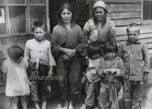 受害者也是加害者!1950年代悲惨日本平民生活