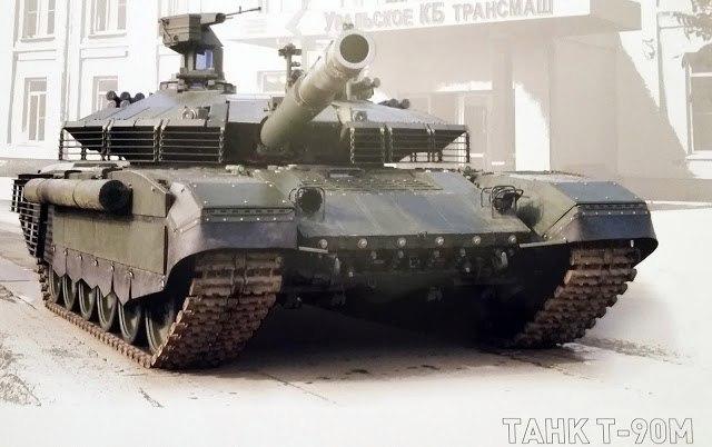俄现役坦克规模不及解放军3成