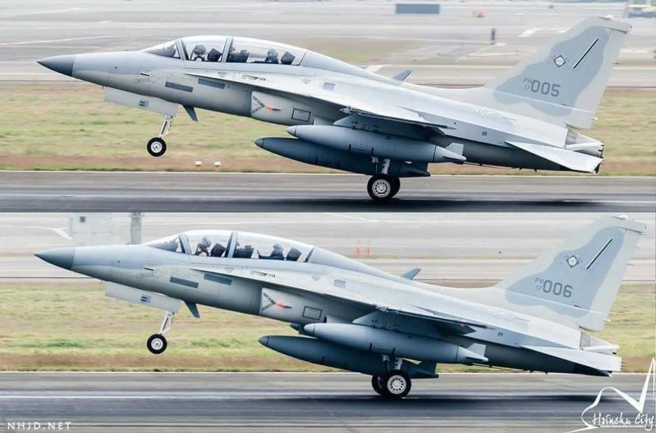 对中国没用!菲再收两架韩战机