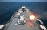 近海到远洋!中国海军舰艇在四大海域演习打炮