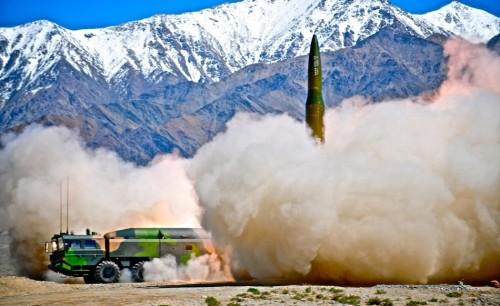 美媒:美国需有比中国更强导弹 迫华放弃统一