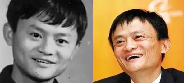 马云1964年9月10日生于浙江省杭州.马云的颜值在行业大佬中很难
