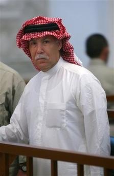 萨达姆同母异父弟弟死刑被数次推迟