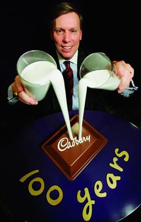 世界糖果巨头吉百利一分为二:巧克力王国独立