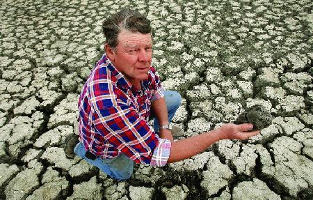 气候变化决定澳洲政治