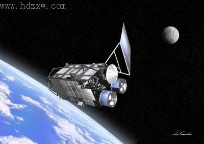 """""""月亮女神""""奔月日本探月卫星顺利踏上旅程"""