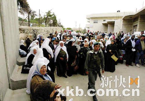 以色列国家人口
