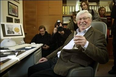 德国科学家获得2007年度诺贝尔化学奖