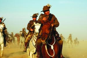 最后的骑兵冲锋