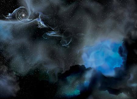 科学家发现最大恒星黑洞为太阳质量24倍(图)