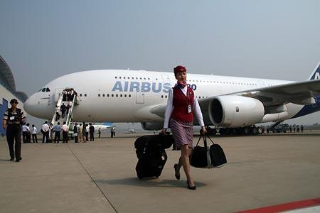 沙特王子成为空客a380飞机首位私人买家