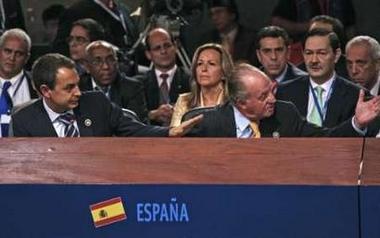 查韦斯与西班牙国王论战升级
