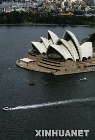 组图:APEC峰会临近悉尼加强警戒