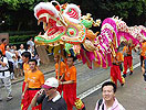 庆祝香港回归十周年大巡游